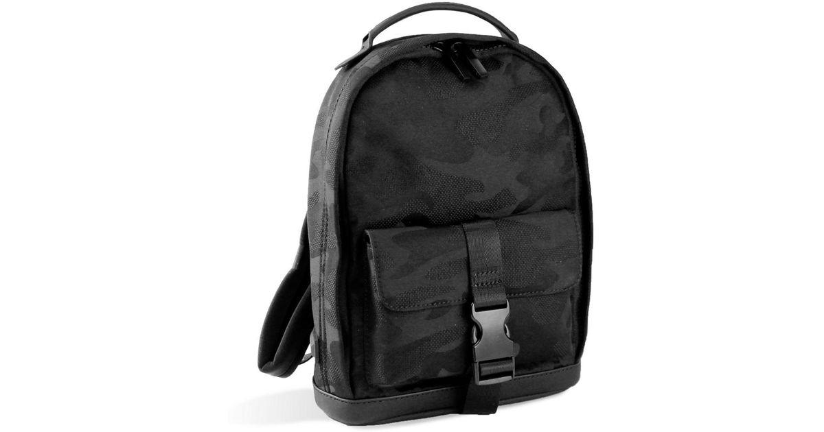 8592af7736 Lyst - Kendall + Kylie Atlas Mini Camo Backpack in Black for Men