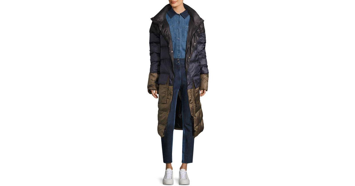 bbb3387e4617 public-school-Olive-Multi-Tenzing-Down-Puffer-Jacket.jpeg