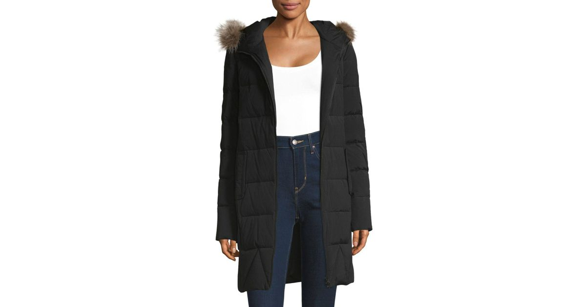 moncler jacket womens saks