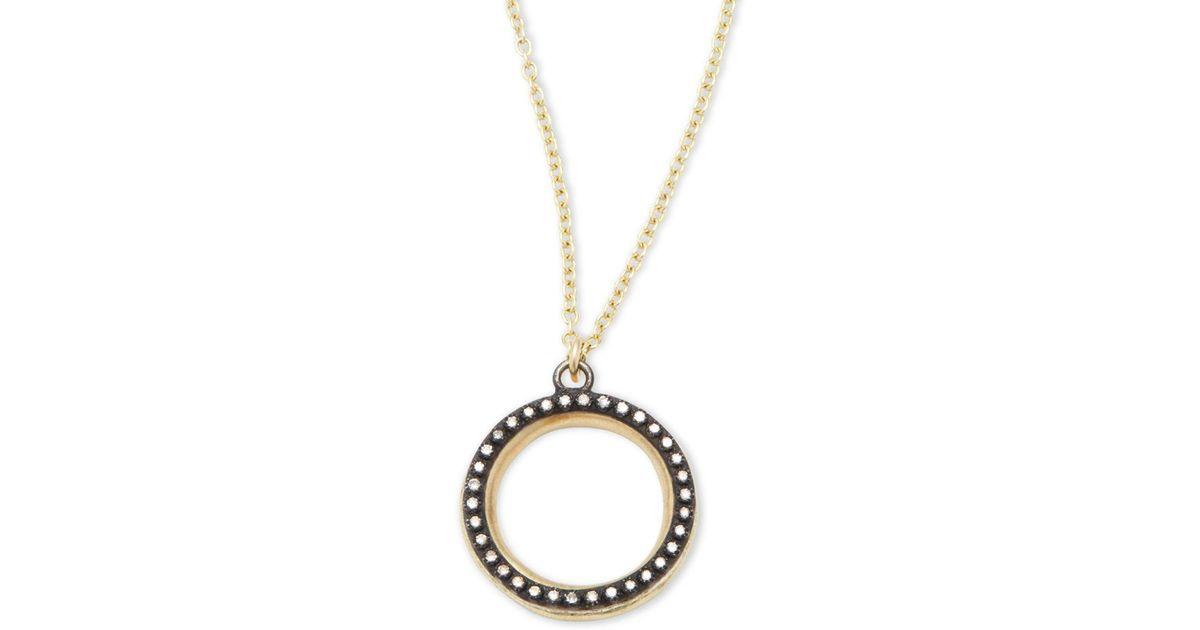 Armenta Old World 18k Diamond Star Pendant Necklace cJ7sG
