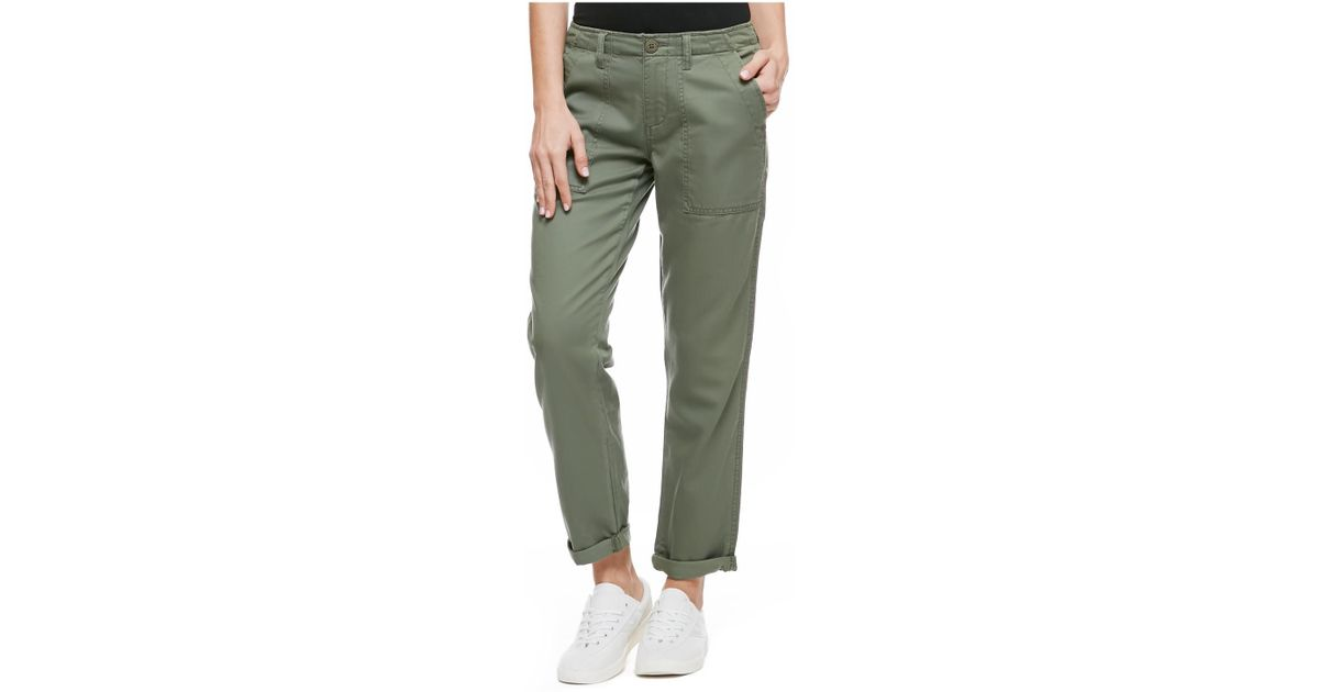 c0416c44e3e96 Lyst - Sanctuary Clothing Army Pant in Green