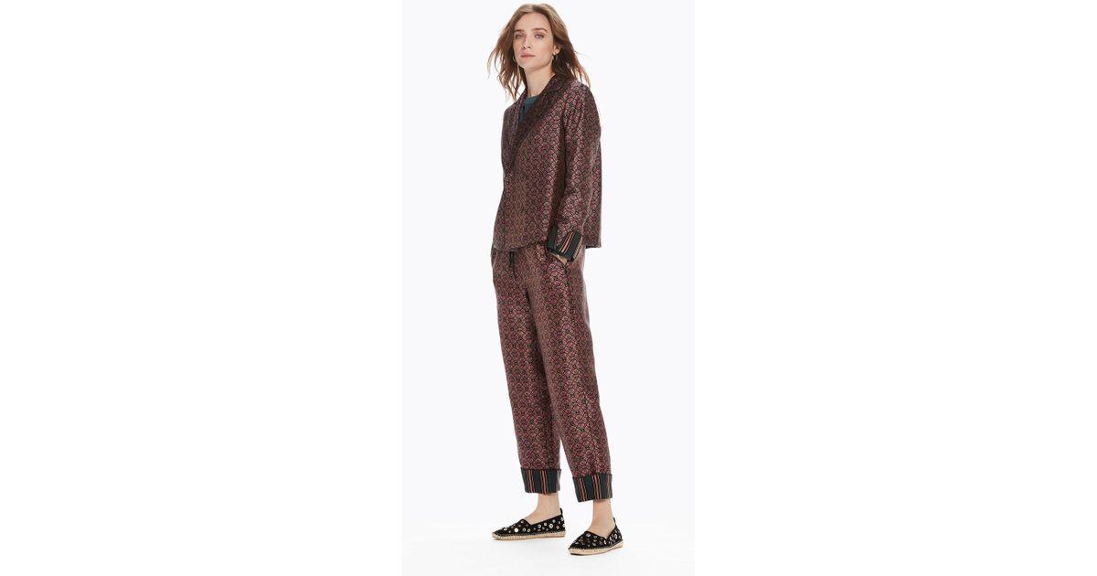 Lyst - Scotch   Soda Double-breasted Pyjama Shirt 7baf54b5d