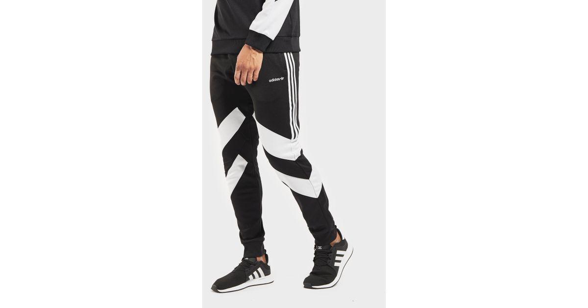 1e1af6e4523 Lyst - adidas Originals Palmeston Track Pants in Black for Men