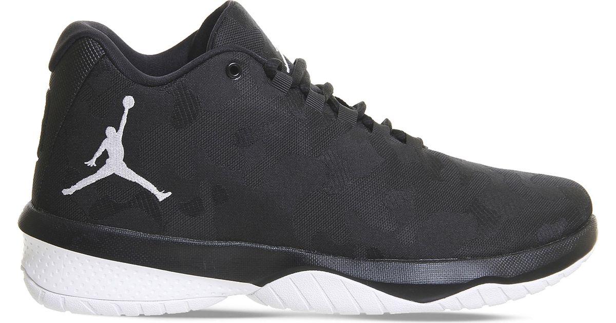 04a1820d3d0596 Lyst - Nike Jordan B. Fly Sneakers in Black for Men