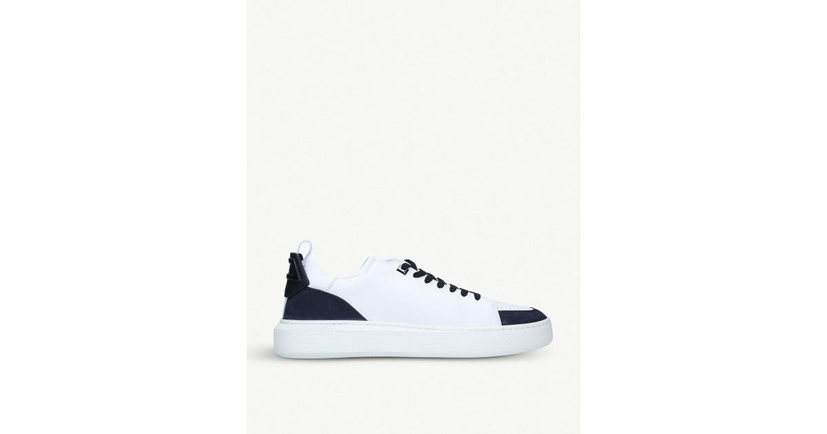 Uno Sport leather low-top trainers Buscemi Clearance Latest Collections Exclusive Cheap Price Sale Brand New Unisex Visit New Sale Online SQC37OgW7