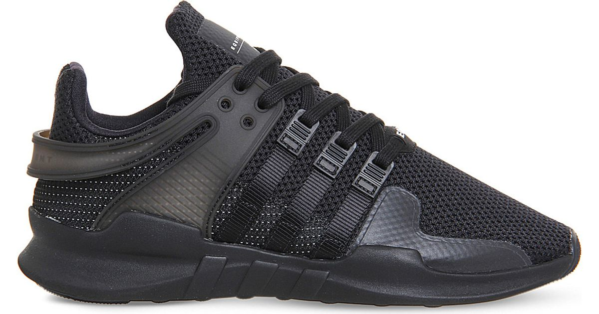 00cad6902079 Lyst - adidas Originals Equipment Support Advance Mesh Trainers in Black  for Men