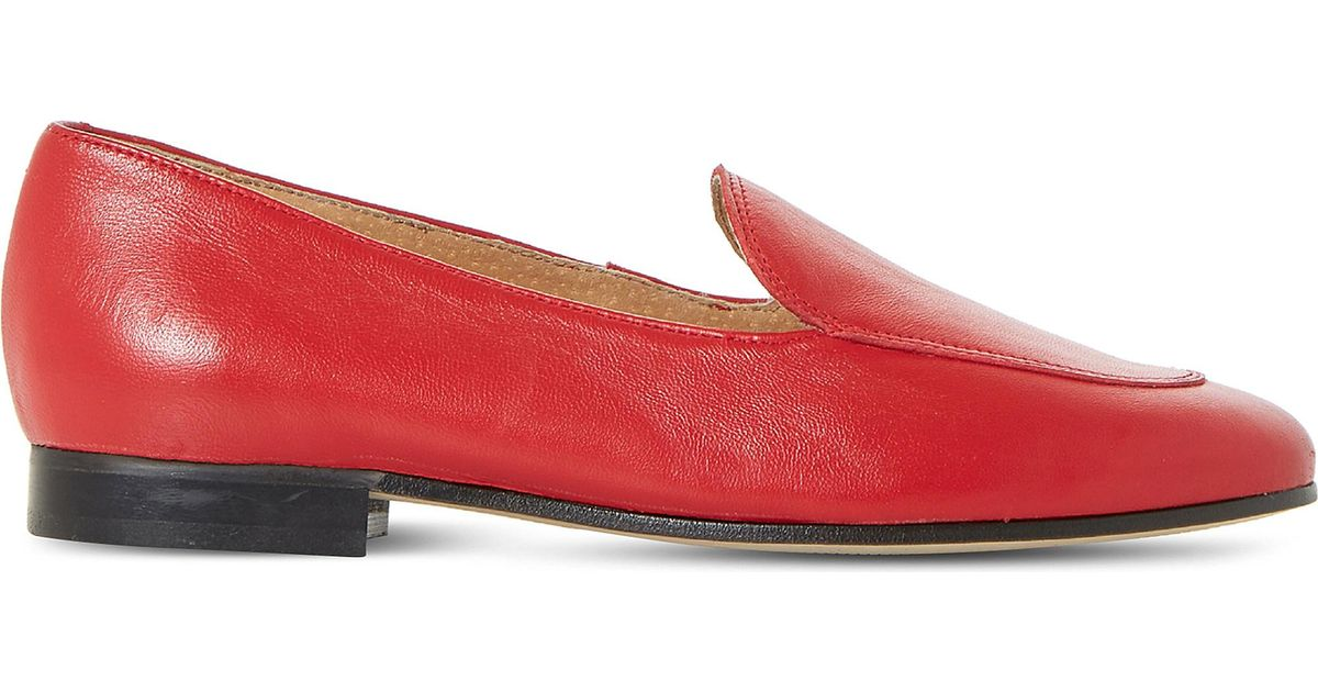 Dune Red Shoes Sale