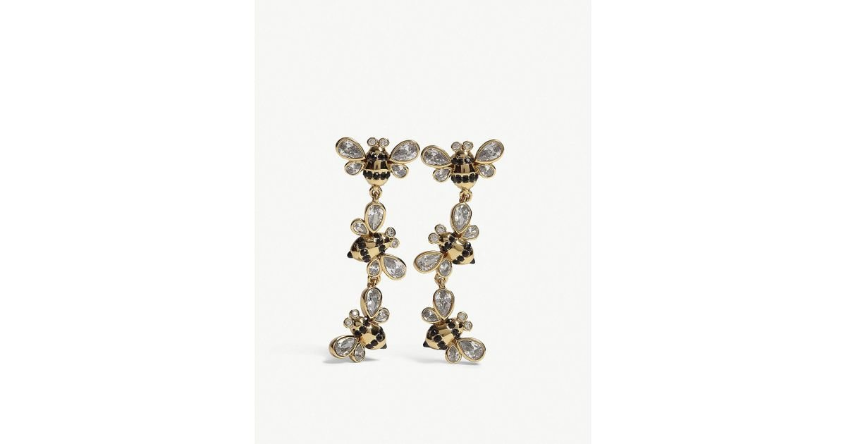 the pearl swarovski amun earring crystal with plated are drop by stud bridal sale ben and gold earrings
