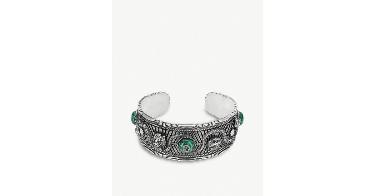 Gucci Garden bracelet in silver KtRvU