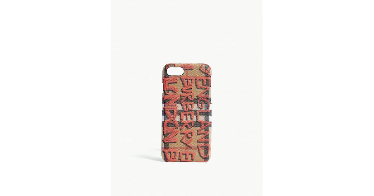 burberry iphone 7 case