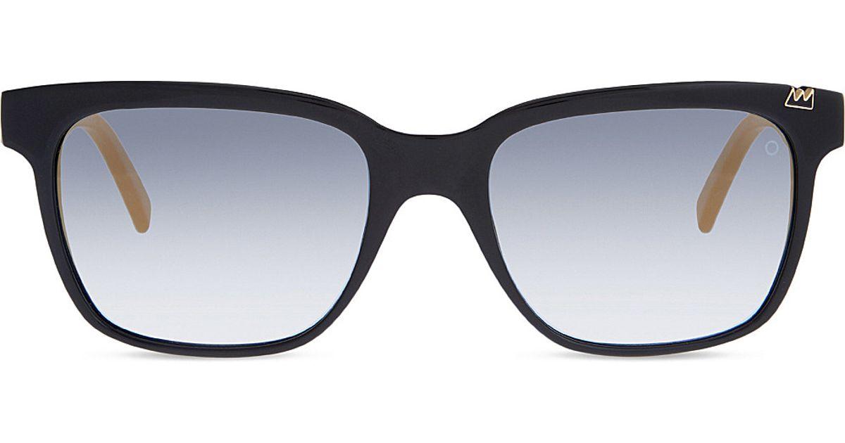 97474b84fb1 Lyst - Etnia Barcelona Basquiat 04 Fallen Angel Square-frame Sunglasses for  Men