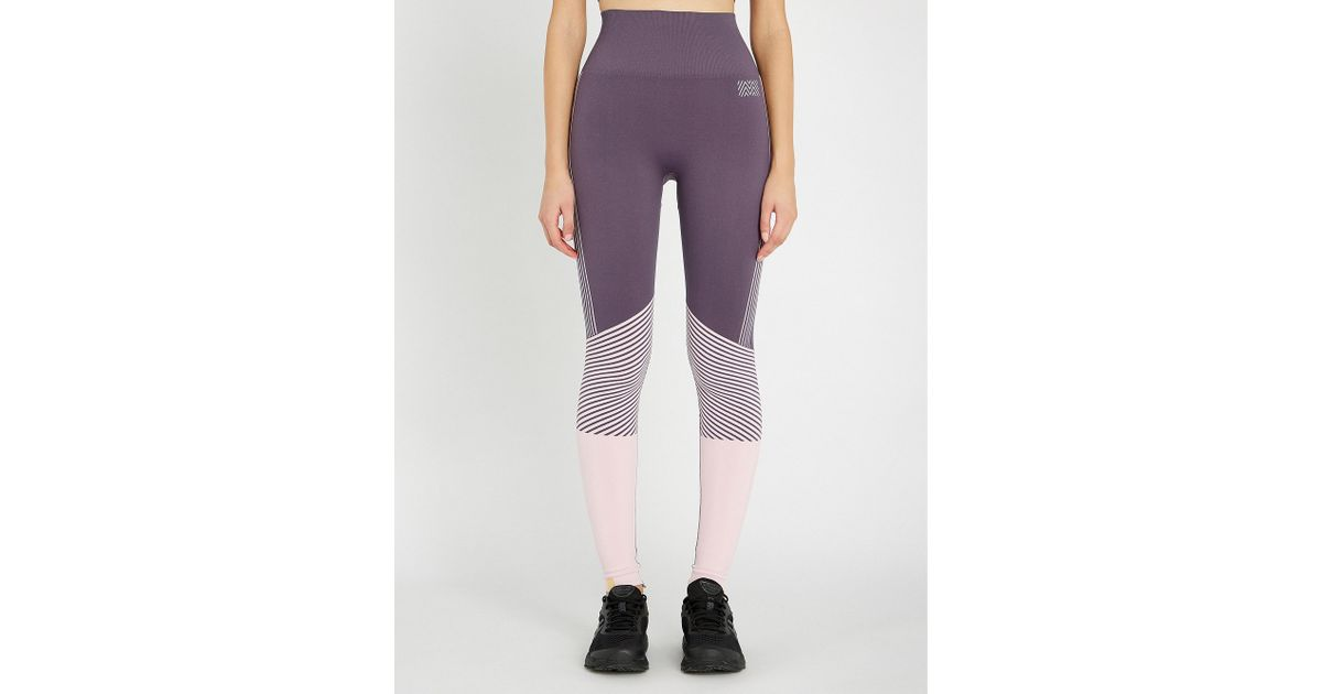f02bf1f81686d8 Monreal London Seamless Biker leggings - Lyst