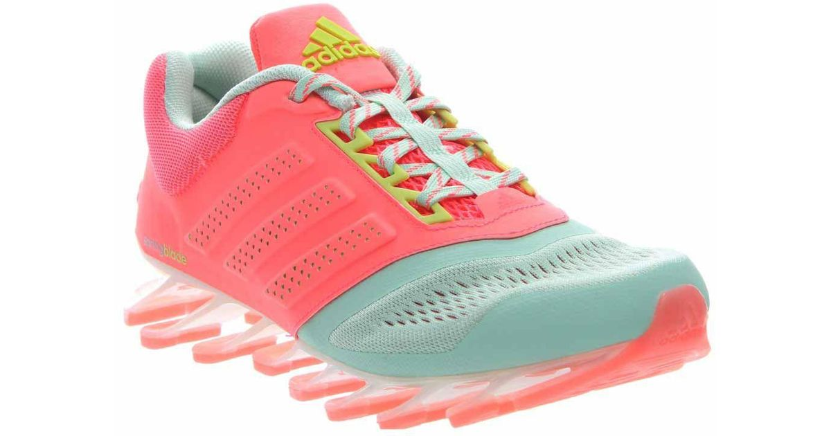 1ce26a381a80 Lyst - Adidas Springblade Drive 2 in Pink