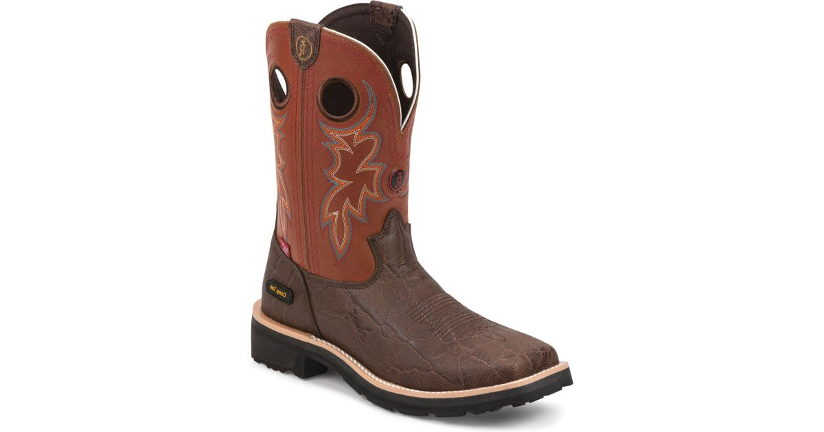 9bc920bf4e8 Tony Lama Boots - Brown Levelland for Men - Lyst