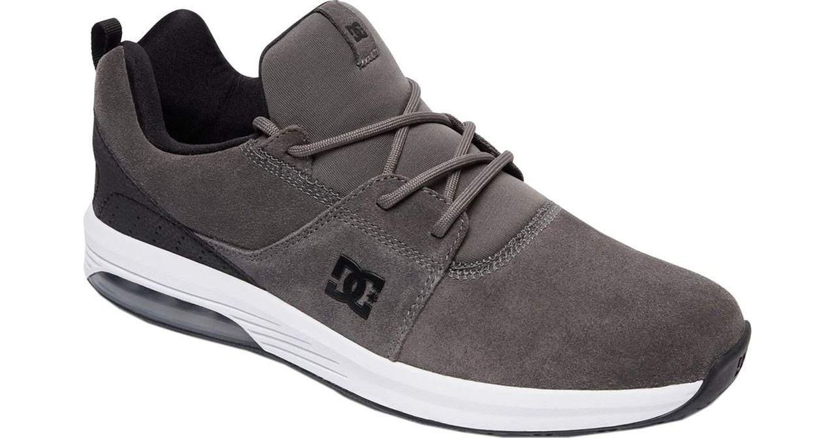 75a7b81e7fa Lyst - DC Shoes Heathrow Ia Trainer in Black for Men