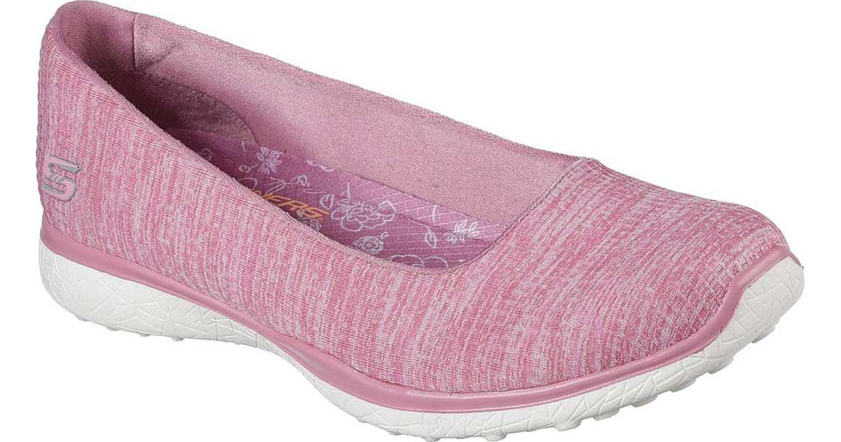 Skechers Microburst Darling Dash Skimmer(Women's) -Taupe Cheap Sale Wide Range Of For Sale Very Cheap Very Cheap For Sale How Much ROZPsF