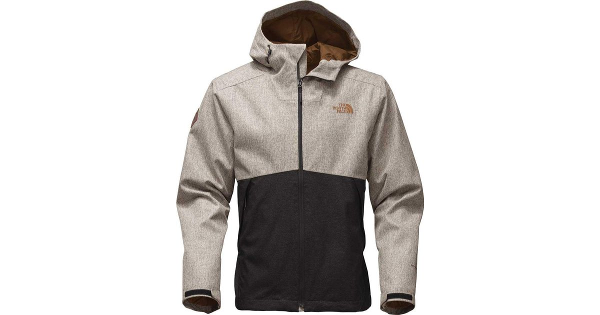Lyst - The North Face Millerton Jacket in Gray for Men 807fa780c