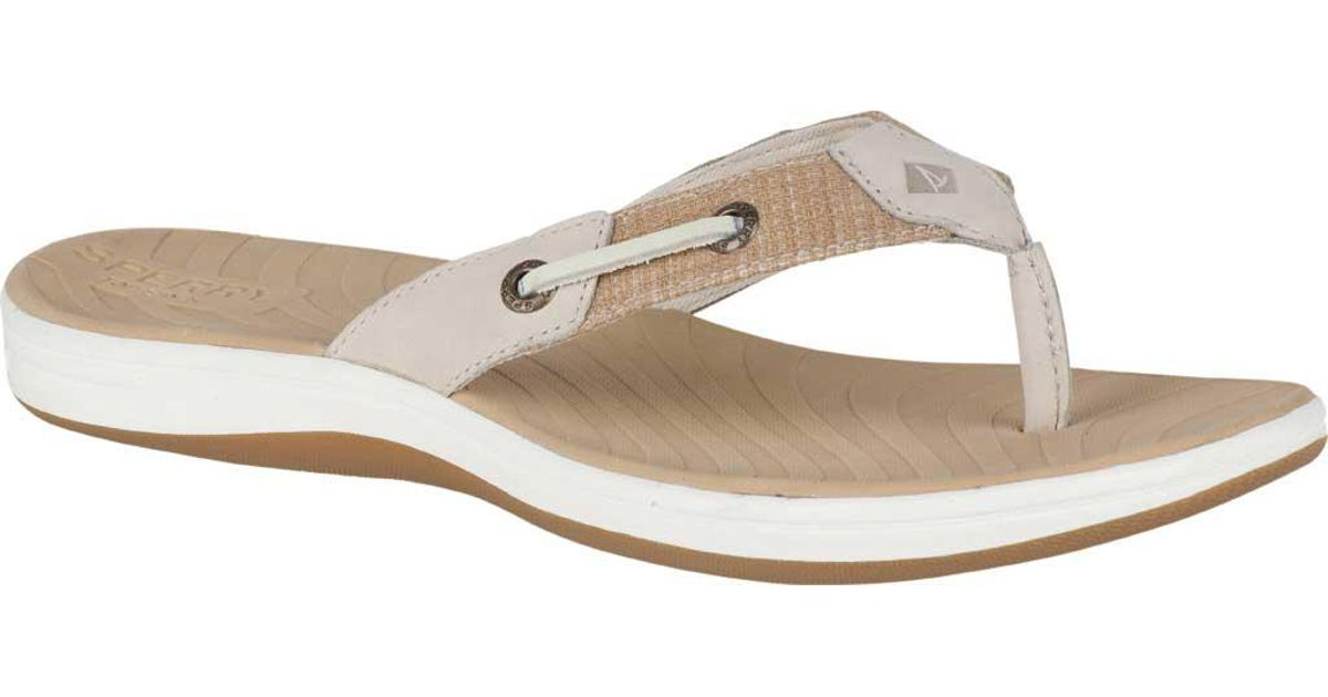 Sperry Top-Sider Seabrook Surf Thong (Women's) AfWOwsXl