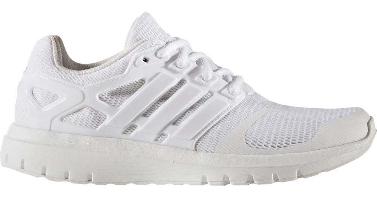 fe6dc012ec4e Lyst - adidas Energy Cloud V 2-tone Lenticular Mesh Running Shoe in White