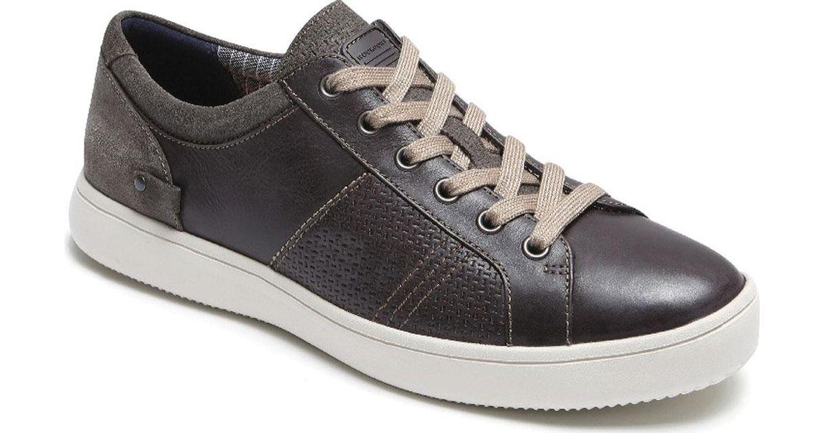 21e780f408e04a Lyst - Rockport Colle Tie Sneaker for Men