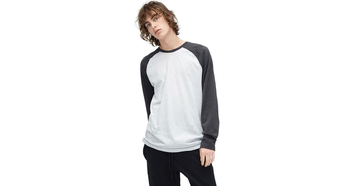 38b199b118ee UGG Stefan Long Sleeve Tee for Men - Lyst