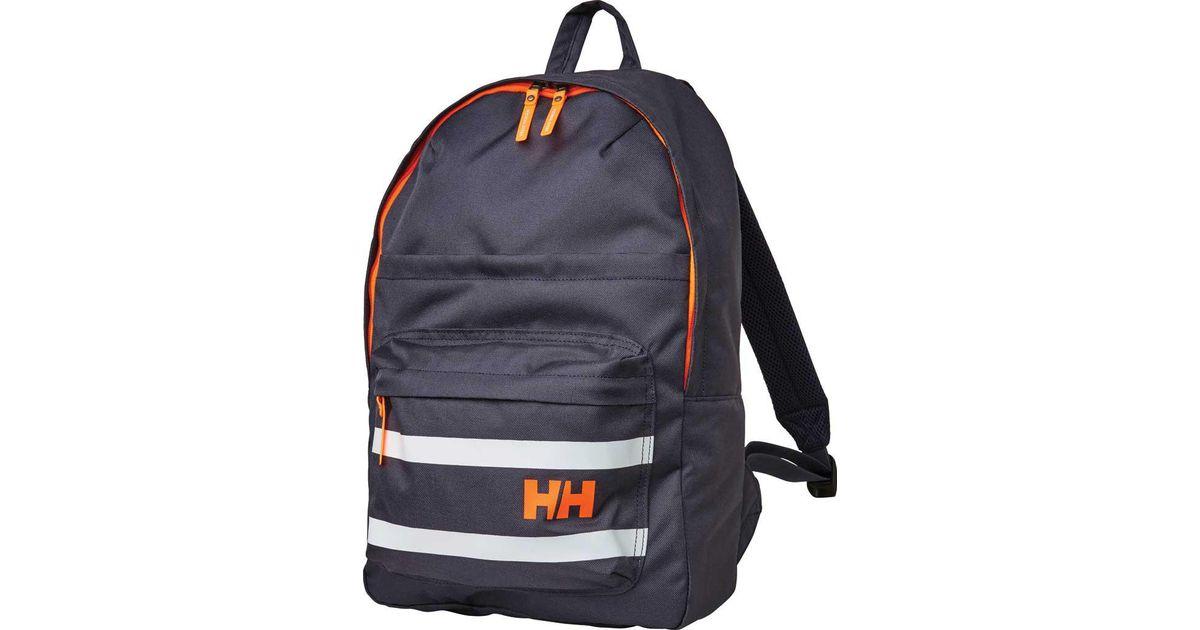 09361ed12040f Helly Hansen Urban Backpack in Blue for Men - Lyst