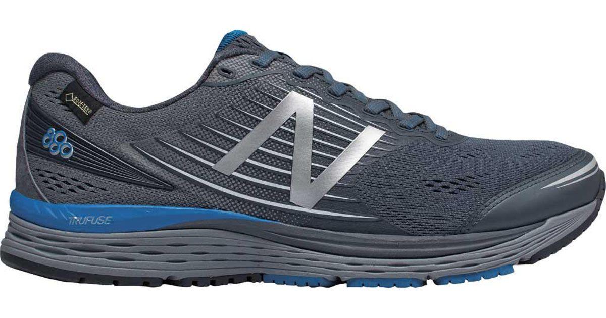 New Balance Blue 880v8 Gtx Running Shoe for men