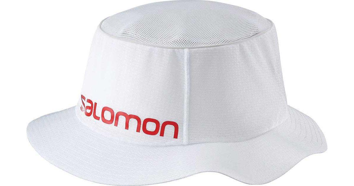 207179914e888 Lyst - Yves Salomon S-lab Speed Bob Sun Protection Hat in White for Men
