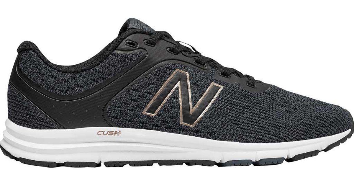 7cdb7da2c1c5b ... order lyst new balance 635v2 running shoe in black for men 04d12 7f60c