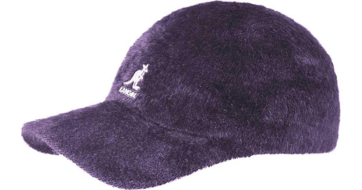 da294f02c52 Lyst - Kangol Furgora Space Baseball Cap in Purple for Men