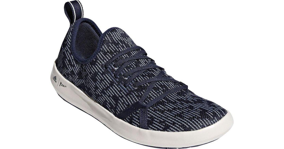 Lyst Adidas Terrex ClimaCool Boat Parley zapatilla en azul para los hombres