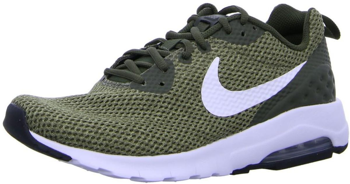 the best attitude 8dd65 b33e3 Nike Trainers Green Air Max Motion Lw Se in Green for Men - Lyst