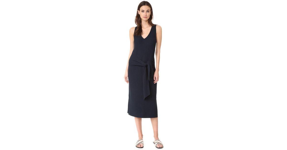 37249e82861 Lyst - Rag   Bone Michelle Sweater Dress in Blue