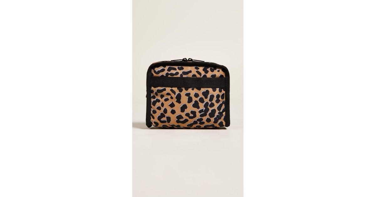 3189bff8d292 LeSportsac Taylor North / South Cosmetic Bag - Lyst