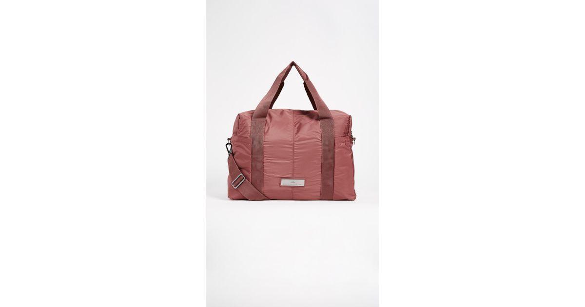 944d4de707 Lyst - Adidas By Stella Mccartney Shipshape Bag