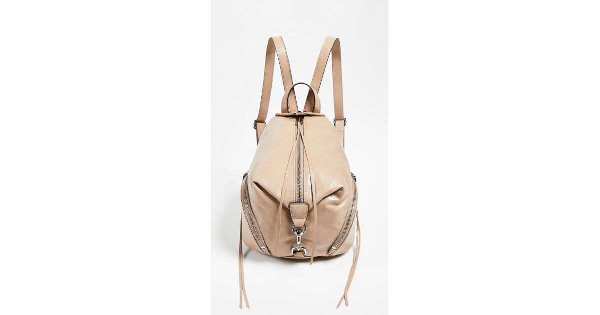 379c8a86b7 Lyst - Rebecca Minkoff Medium Julian Backpack