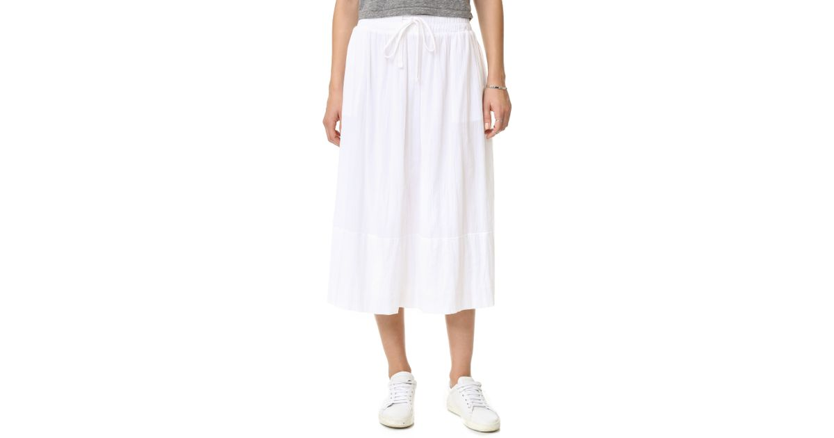 Puckered Skirt 83