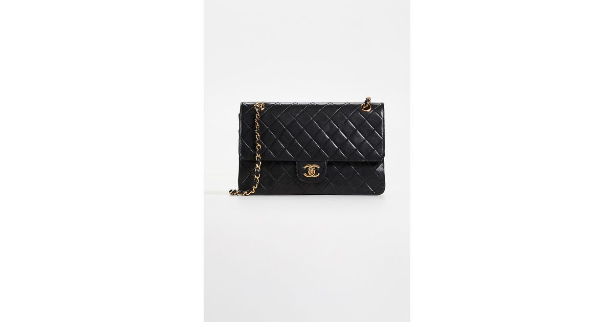 Lyst - What Goes Around Comes Around Chanel Lambskin 11