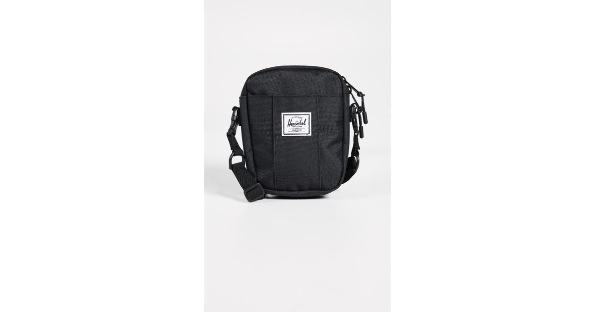 b234b10f7c Herschel Supply Co. Cruz Hip Pack in Black - Lyst