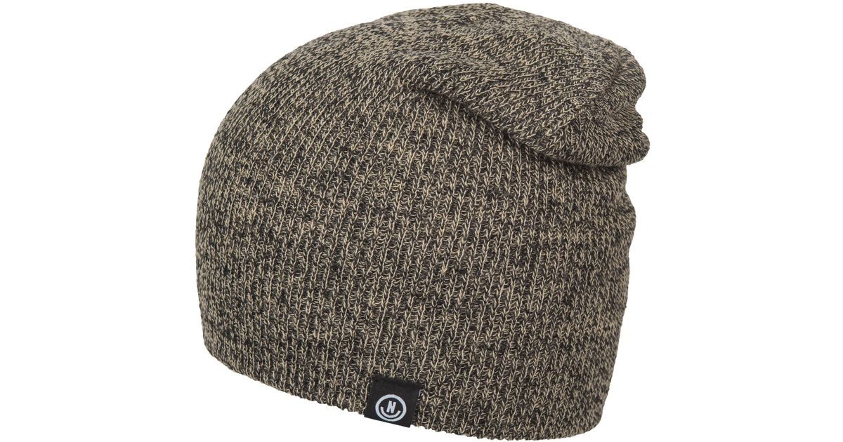 aadcb1b9e74cd Lyst - Neff Serge Beanie (for Men And Women) in Black for Men