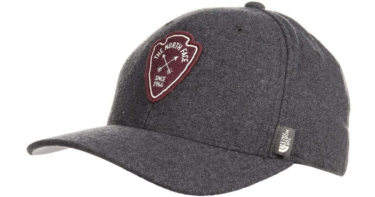 bd1cc8fc8be Lyst - The North Face Team Tnf Baseball Cap in Gray for Men