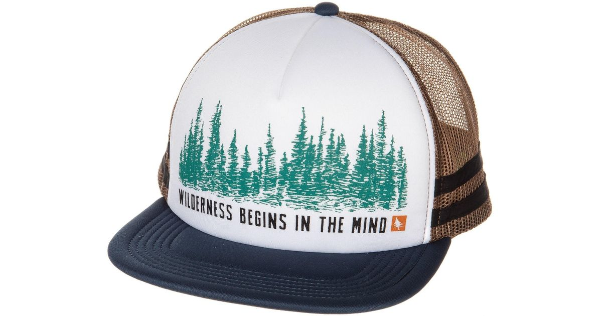 b404970debc Lyst hippytree woodside trucker hat for men in white for men jpg 1200x630  Hippytree teal trucker