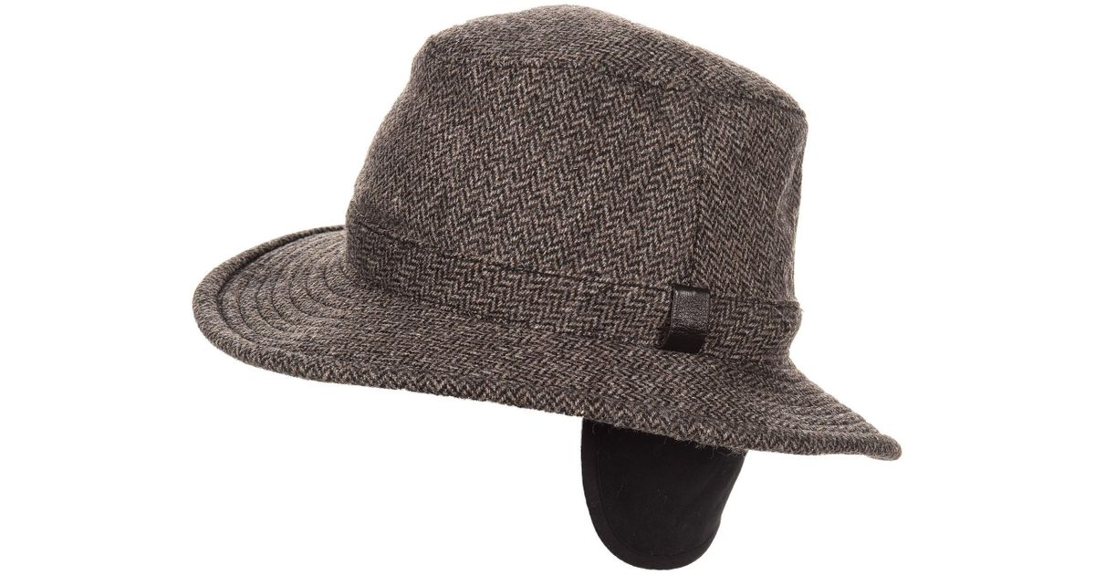 Lyst - Tilley Tec-wool Hat (for Men) in Brown for Men ea9b7ccebb2