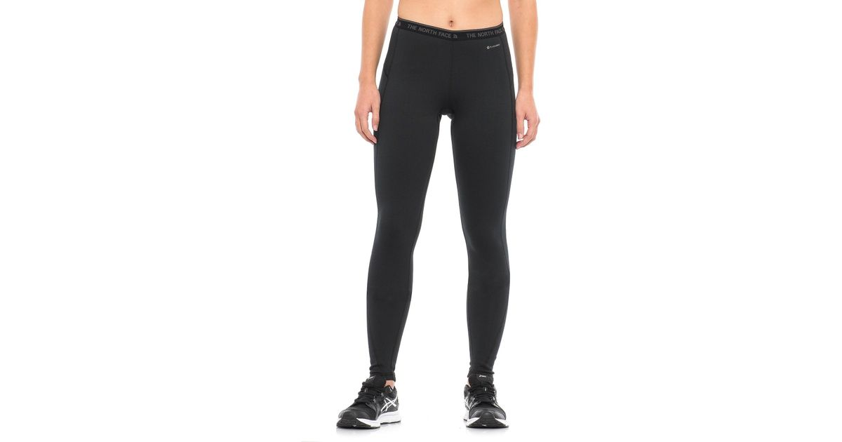 43bc92295 The North Face - Black Expedition Tights - Lyst