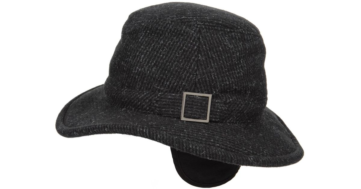 Lyst - Tilley Tec-wool Hat (for Men) in Gray for Men 75b3892a44a5