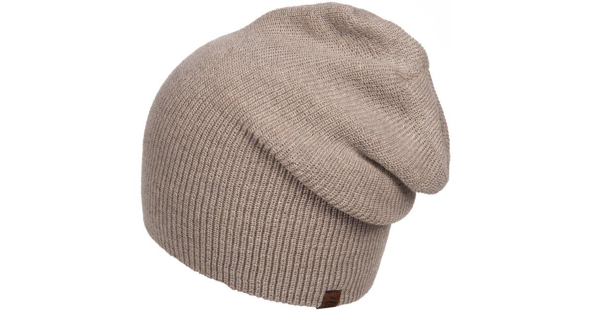 Lyst - Tilley Merino Wool Toque Hat (for Women) 7e9805b1ea9