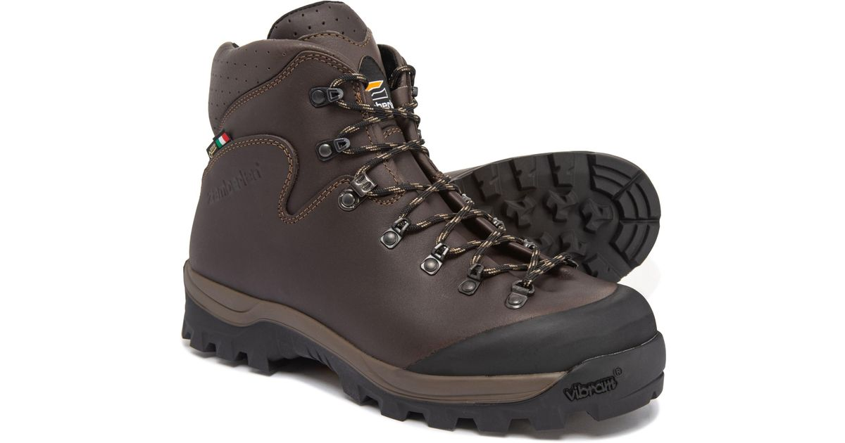 Lyst Zamberlan Made In Italy Haka Gore Tex Rr Hunting Boots In