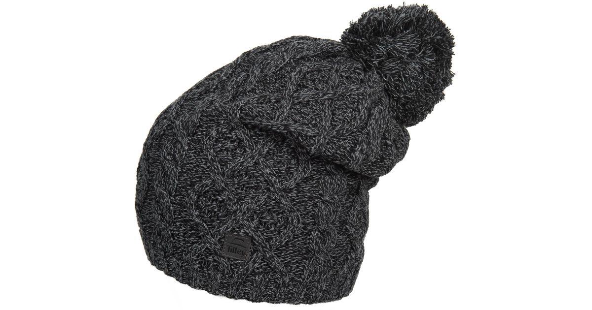1aa8eaf52ca75 Lyst - Tilley Aspen Toque Hat (for Women) in Black