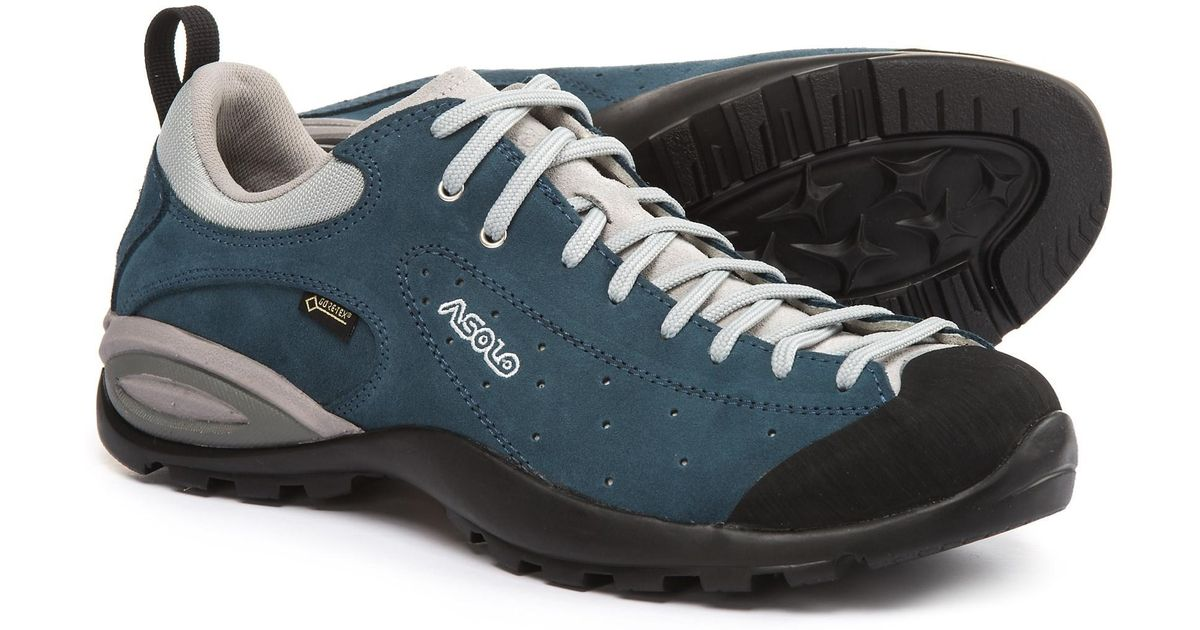 78838efc1f1 Asolo - Blue Shiver Gv Gore-tex® Hiking Shoes for Men - Lyst