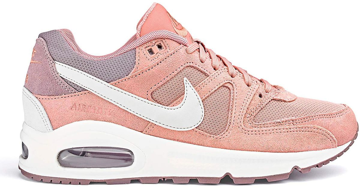 Pink In Womens Air Max Lyst Nike Command Trainers 80knwOP